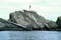 The Muckle Flugga light.
