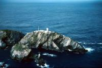 The Muckle Flugga lighthouse, most northerly point in Britian.